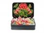 0278 Sort Matboks m/Frukt- og Blomsterblanding 130g
