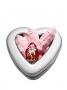0396A 12 stk Hjerteskrin med Nisseskum og Sjokolade 105g
