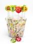 0510 90 stk Kjærligheter Frukt og Blomster