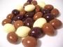 0610 2,5 kg Sjokoladedragert Mandel Mørk-Melk-Hvit